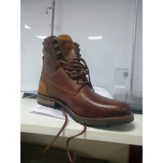 3620fe471a61 Men Leather Hill boots